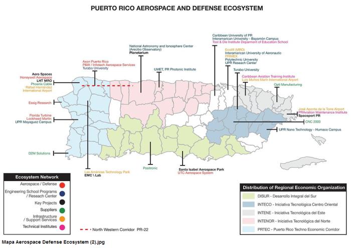 Sky City: El Nuevo Ecosistema Aeroespacial De PuertoRico