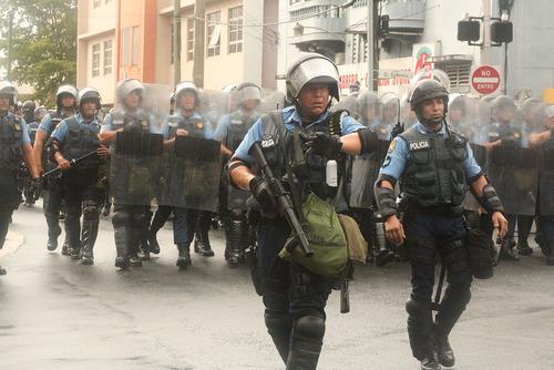 ¿Urge La Creación De Grupos De Autodefensa Ciudadana En PuertoRico?